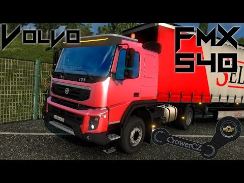 Volvo FMX 540 1.24