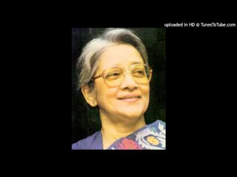 Jakhan tumi bandhchhile(যখন তুমি বাঁধছিলে তার) - SUCHITRA MITRA