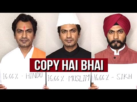 WATCH! Nawazuddin Siddiqui COPIES VIRAL VIDEO Abou