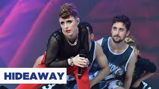 Nonton Kiesza - Hideaway (Summertime Ball 2014) Film Subtitle Indonesia Streaming Movie Download