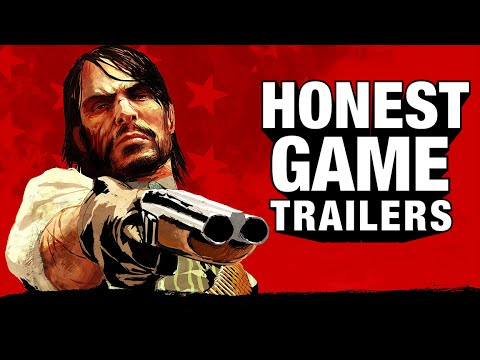 An Honest Game Trailer for Red Dead Redemption