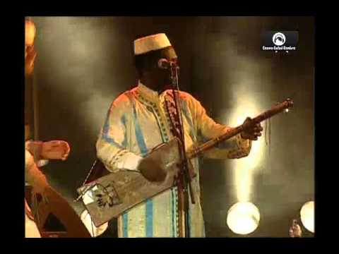 Màalam Mahmoud Guinia -'_ Moulay Brahime _-' Festival Souira & Gnawa Oulad Bambra