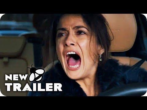 DRUNK PARENTS Trailer (2019) Alec Baldwin, Salma Hayek Comedy Movie