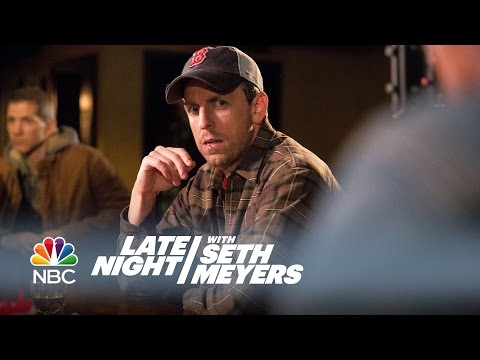 Boston Accent Trailer Late Night with Seth