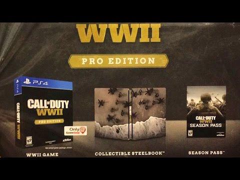 NUEVA EDICIÓN PRO FILTRADA de CALL OF DUTY: WORLD WAR 2!!!!! (видео)
