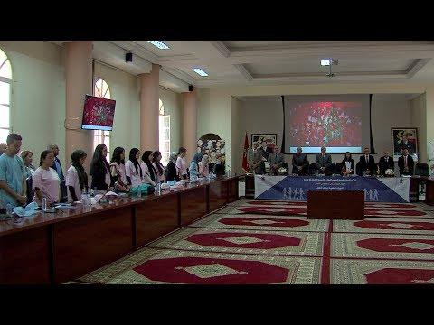 تنظيم الدورة الجهوية الثانية لبرلمان الطفل بجهة مراكش- آسفي
