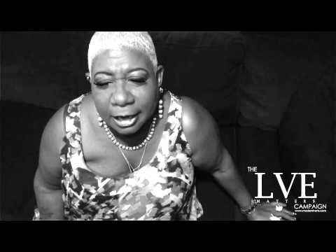Comedian & Actress Luenell Campbell - Love Matters Campaign 2014 Promo Video