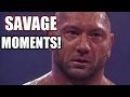 Wwe Batista Most Savage Moments  Heel Moments  Funny Moments  Outrageous Moments