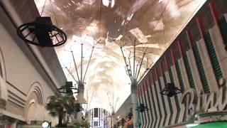 Radioactive - Imagine Dragons  Fremont Street  Las Vegas, NV  07.12.17