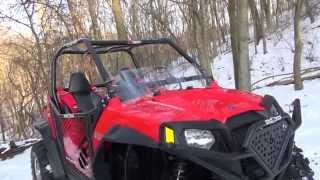 1. Polaris RZR S 800 Trail Runner Project Build and Test