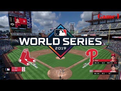 WORLD SERIES GAME 1 | R.B.I. Baseball 19