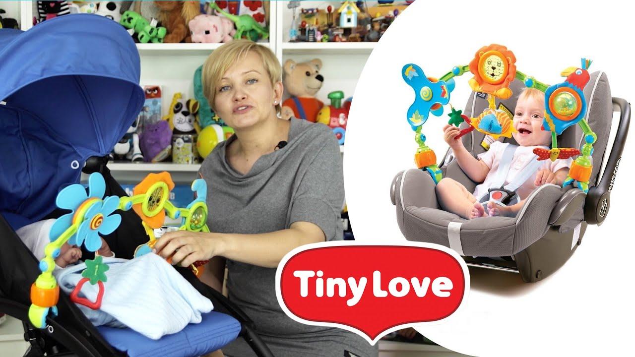 Tiny Love Muzyczny łuk z zabawkami - Natura, Marko