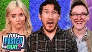 Video Markiplier, Steven Suptic, and Lily Marston | You Posted That? MP3, 3GP, MP4, WEBM, AVI, FLV September 2018