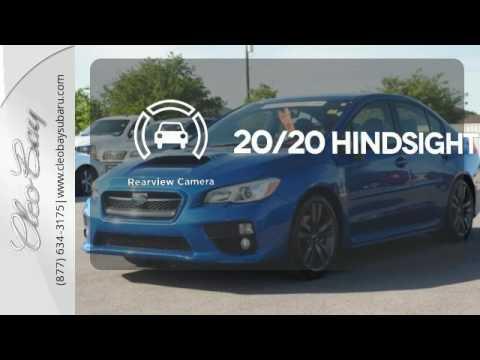 2017 Subaru WRX Killeen TX Temple, TX #A1807