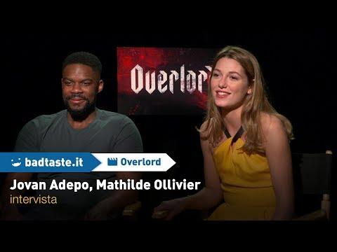 Overlord: Jovan Adepo e Mathilde Ollivier parlano del film   INTERVISTA