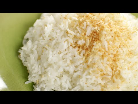 Coconut Rice – Hot Thai Kitchen!