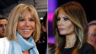 Video Emmanuel Macron's Wife Is The Anti-Melania Trump | France's First Lady | Brigitte Macron MP3, 3GP, MP4, WEBM, AVI, FLV September 2017