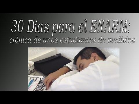 enarm - Decidí realizar un documental que reflejara el estrés que vivieron mis compañeros 30 días antes de realizar el examen nacional para aspirantes a residencias ...