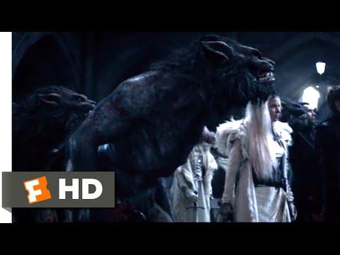 Underworld: Blood Wars (2017) - Spine-Ripping Death Scene (10/10)   Movieclips