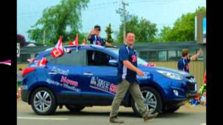 Leduc (AB) Canada  city pictures gallery : Leduc Alberta- Canada Day Parade 2015