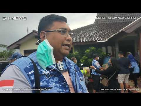 Respon Cepat DPC Partai Demokrat Kabupaten Pati, Peduli Bencana Banjir