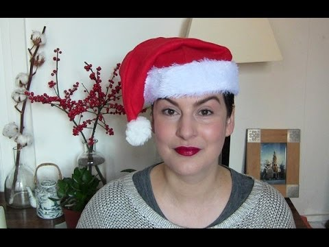 beaute Tag de Noël maquillage
