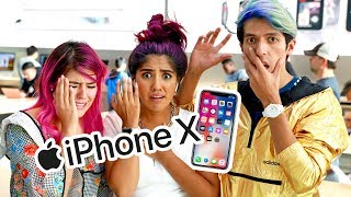 Video THEY SNATCHED US THE LAST IPHONE X | LOS POLINESIOS VLOGS MP3, 3GP, MP4, WEBM, AVI, FLV Agustus 2018