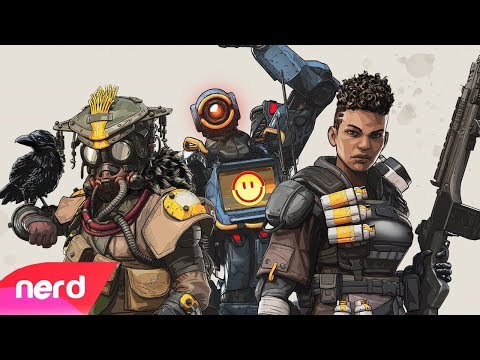 "Apex Legends Song | ""Until It's Over"""