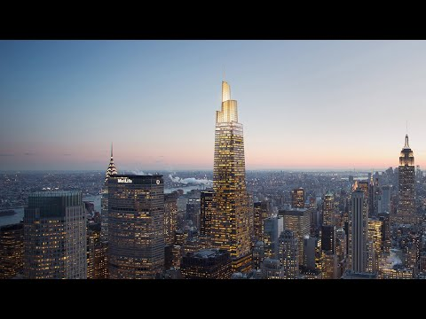 6 Incredible Building Designs That Will Redefine New York