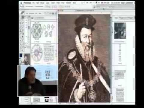 2012 Enochian Alphabet, Sacred Geometry, John Dee Part1