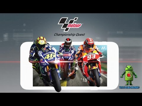 Motogp Racing - Championship Quest (ios/android) Gameplay Hd - Video71.Com