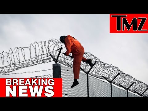 Tekashi 6ix9ine Escapes From Prison!!