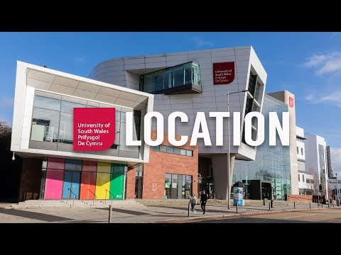 UNIVERSITY OF SOUTH WALES - Campus Locations