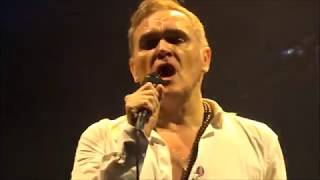 Morrissey How Soon Is Now Live in Dublin 2018