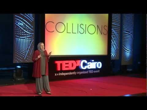Please don't accept me! Amira Makhlouf at TEDxCairo 2012