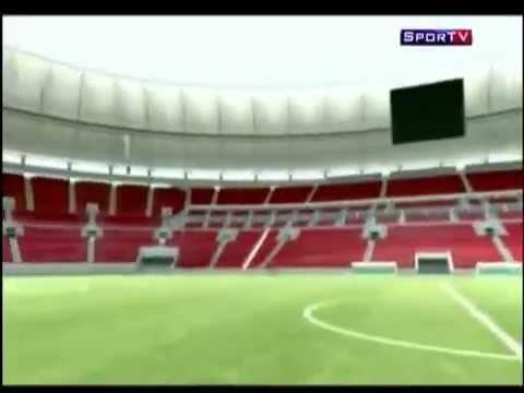 Novo Maracanã ficará pronto em dezembro de 2012 e custará em torno de 1 bilhão de reais