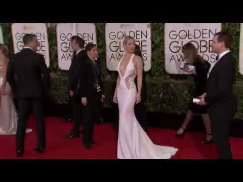Golden Globes 2015: Kate Hudson Red Carpet