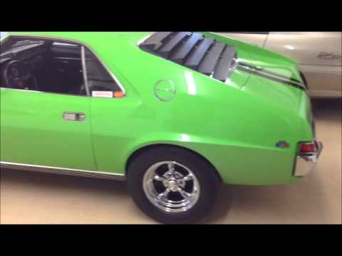 Big Bad Green 1969 AMX walk around. What has occupied my time. Subscribers please read...