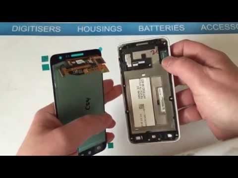Display Reparatur bei Samsung Galaxy A3 A300F