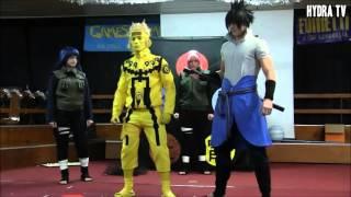 naruto cosplay contest