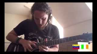 Andy James Guitar Academy Dream Rig Competition -- Arnaldo Acosta Zampaglioni
