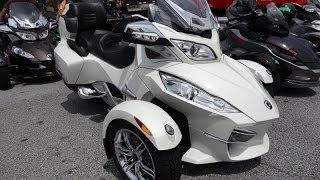 11. Can-Am Spyder with Semi-Auto Transmission Walkthrough