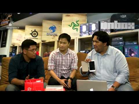 Unbox - Join Carlo, Paolo, and Eason (Alora is on a 1-week break) for