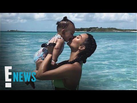 Kim Kardashian & 1-Year-Old Chicago West Get Matching Cars   E! News