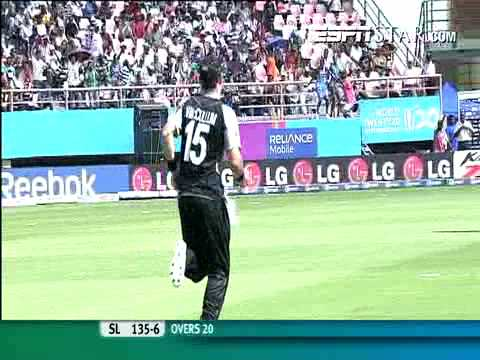 New Zealand Vs Sri Lanka T20 Highlights