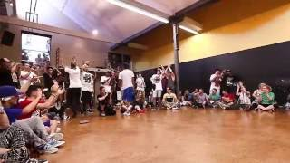 "Lyle Beniga ft. Quick Crew&Cookies :: Urban Dance Camp :: (Choreography) ""Bait"" by Wale"
