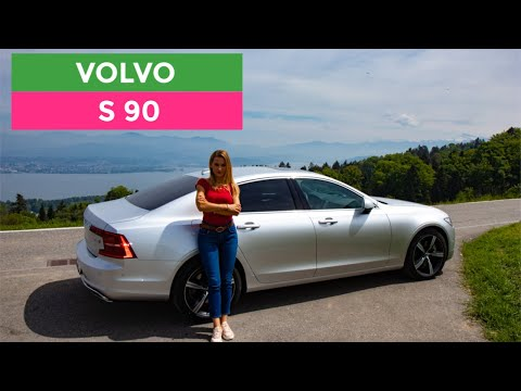 Volvo S90 T8 - can you forgive this engine?