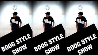 """BROTHER BOMB – IMPRO BOOG SHOW """"Zapp – I Can Make You Dance"""""""