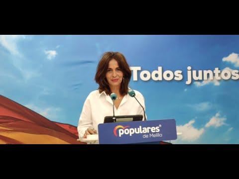 """Fadela Mohatar: """"El PP no va a permitir que se intente desmantelar una institución modélica como la Gota de Leche"""""""
