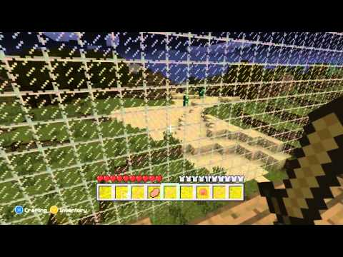Minecraft Xbox: Hunger Games - FREE DOWNLOAD IN DESC!!!